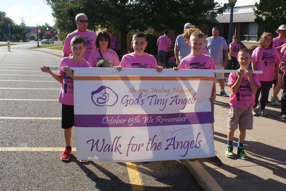 Walk-A-Thon – God's Tiny Angels Support Group